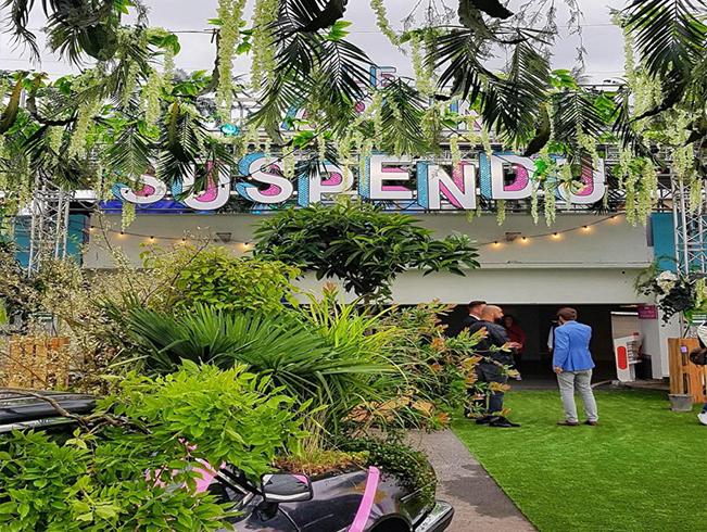 X1 Le Jardin Suspendu